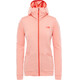 The North Face Hikesteller Jas Dames oranje